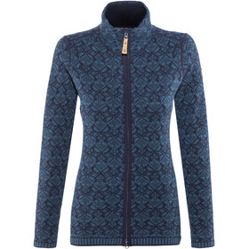 Fjällräven Snow Jacket Women blue